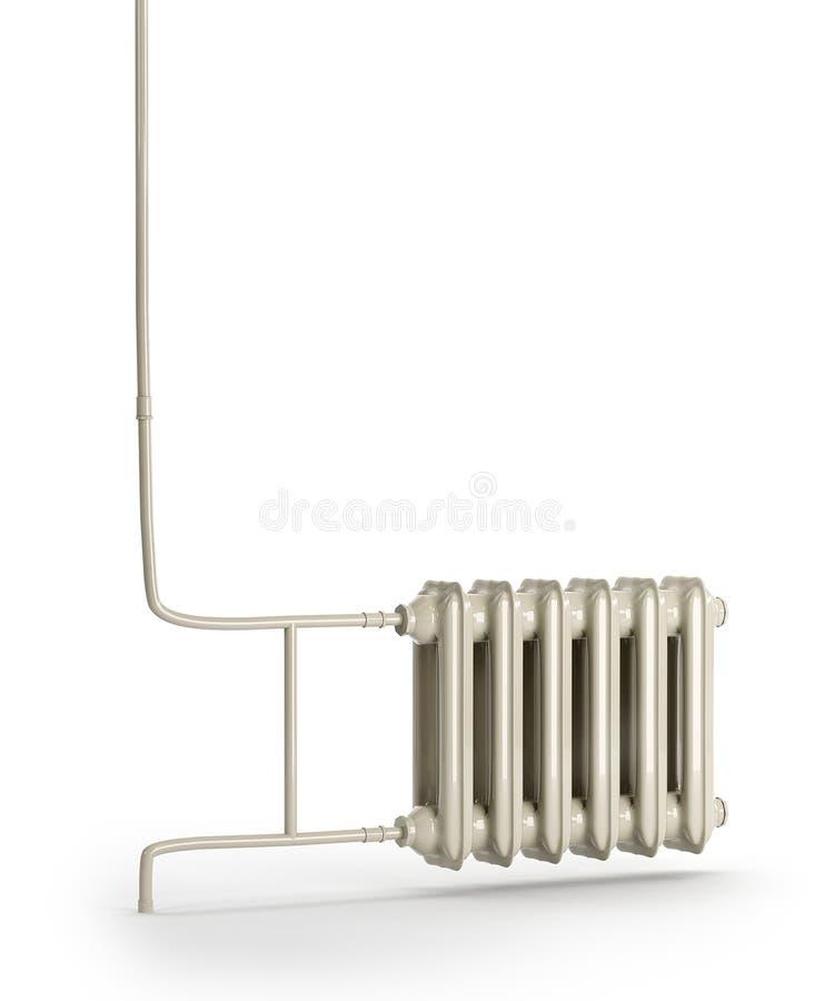 Radiatore illustrazione di stock