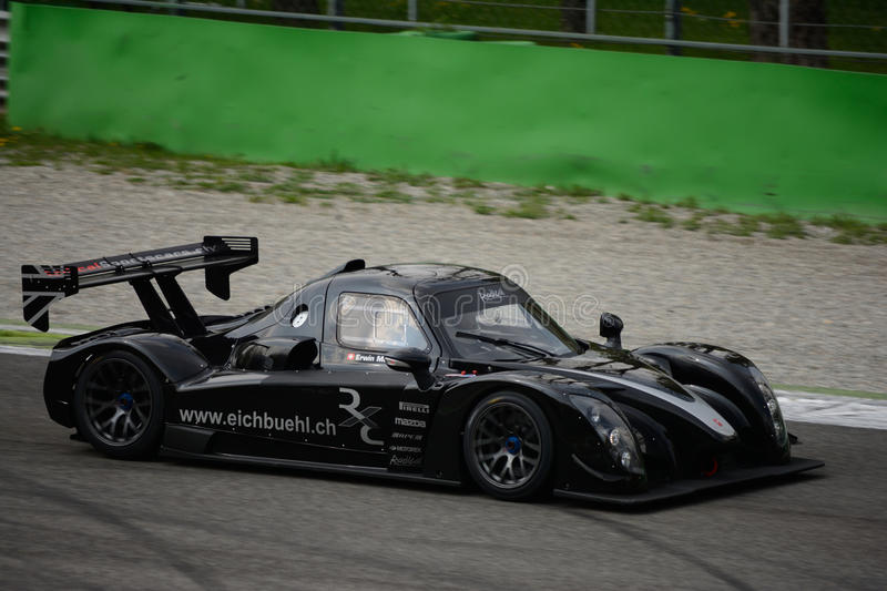Download Radical Rxc V Car Test At Monza Editorial Stock Image Image