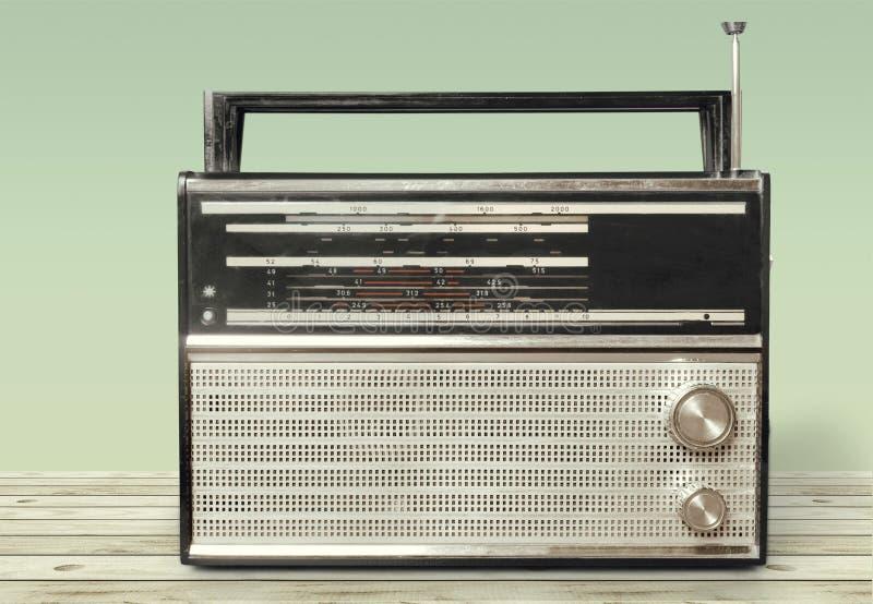 radio royalty-vrije stock afbeeldingen