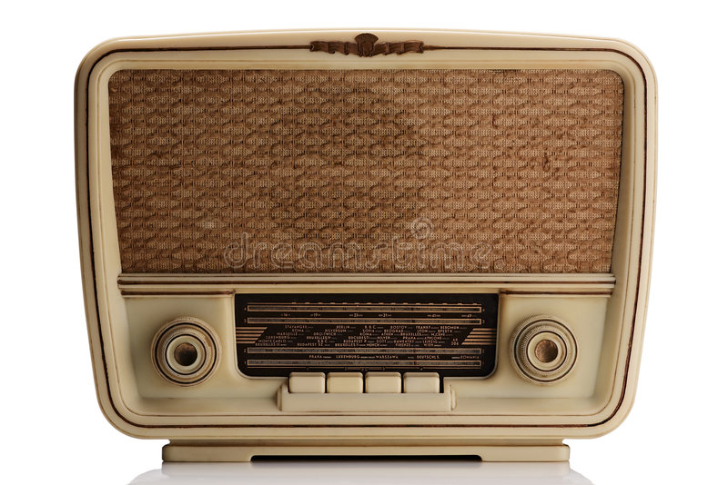 Download Radio stock image. Image of frequency, music, isolated - 1858781