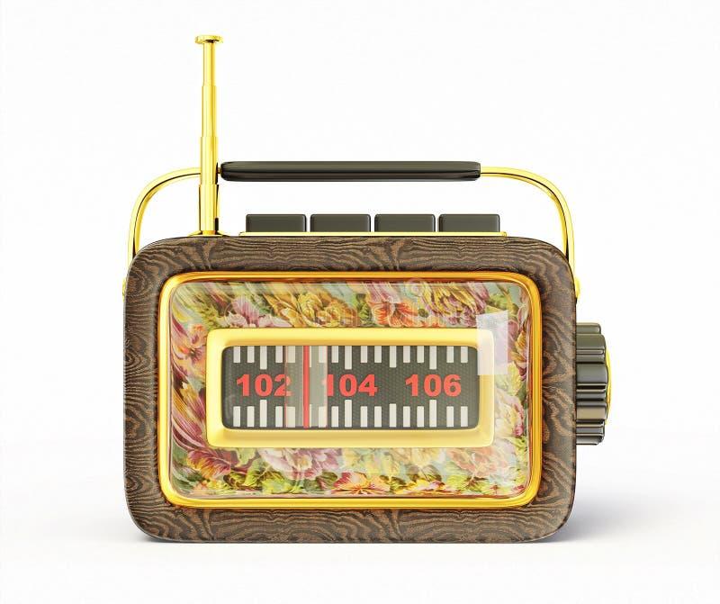 Download Radio stock illustration. Image of sound, classic, radio - 25530526