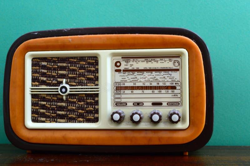 Radio imagen de archivo libre de regalías