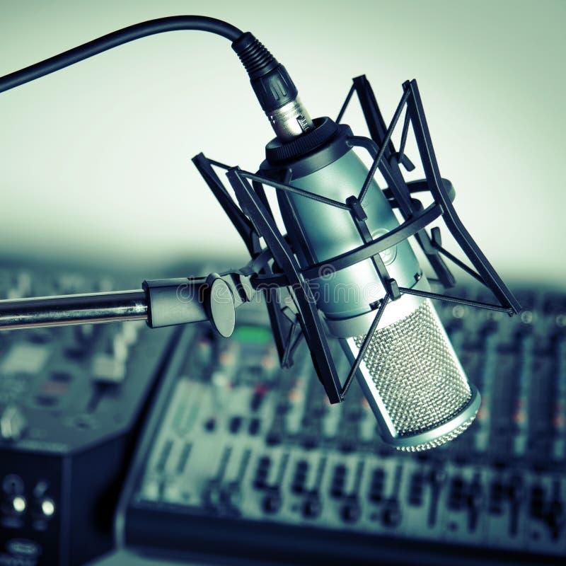 radio zdjęcie stock