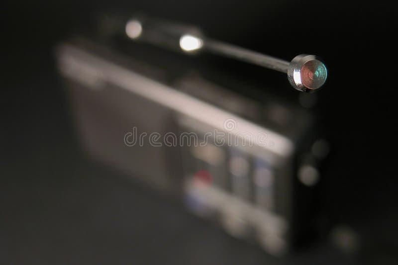 Radio Antenne stock foto's
