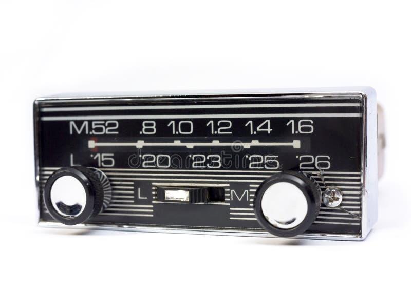 Radio auto royalty-vrije stock afbeelding