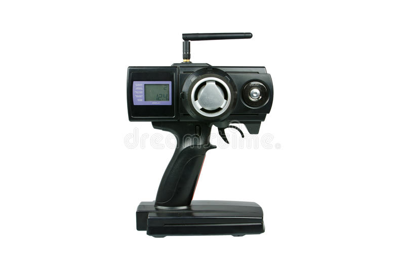 Download Radio Controlled (RC) Transmitter For Model Cars Stock Image - Image of model, antenna: 30650157