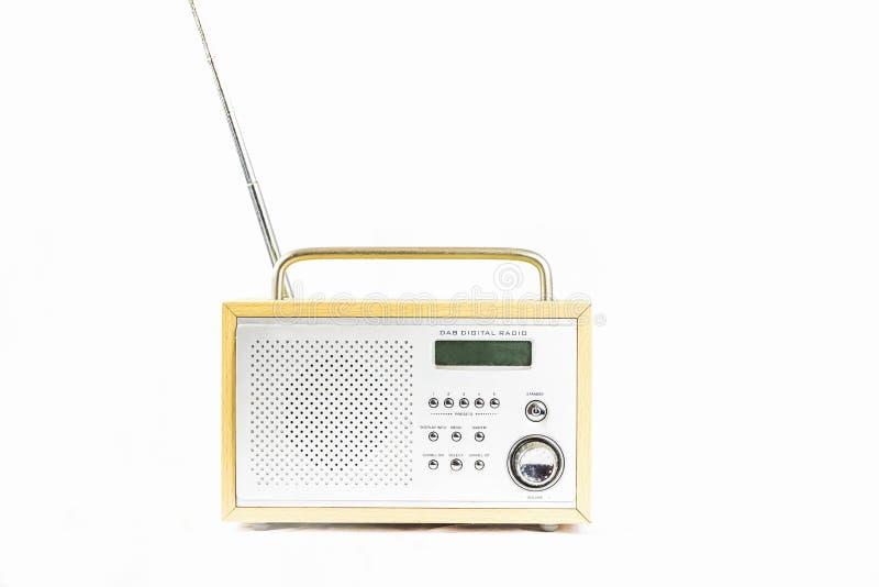 Radio de Digitaces fotografía de archivo libre de regalías