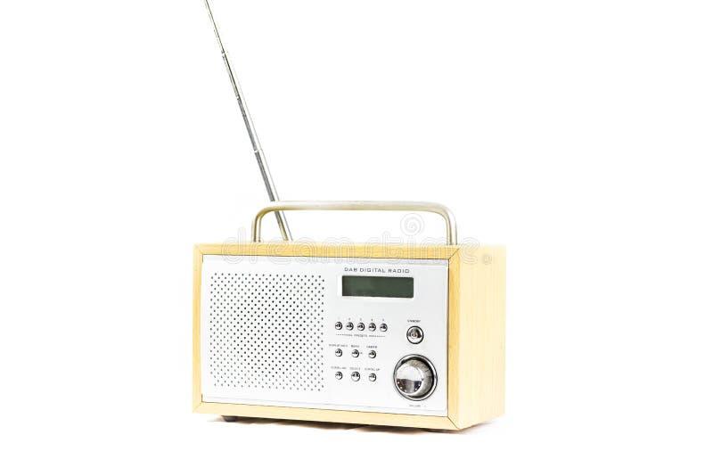 Radio de Digital image stock