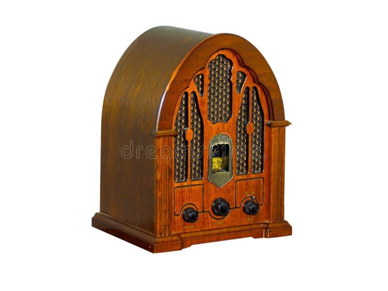 Radio de la vendimia foto de archivo