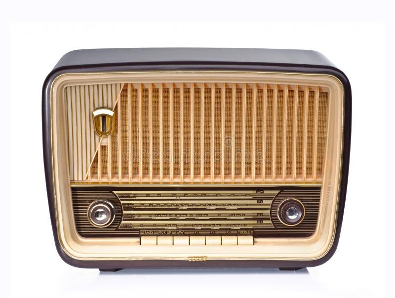 Radio de la vendimia fotos de archivo