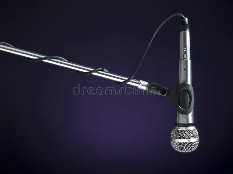 Radio mic fotografie stock libere da diritti