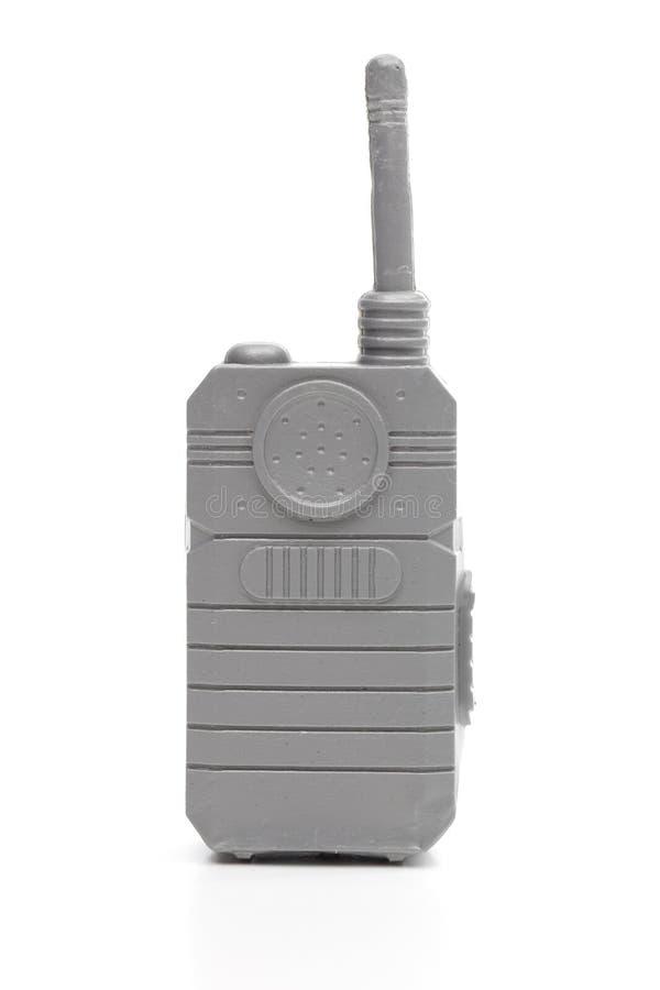 Radio na białym tle obrazy stock
