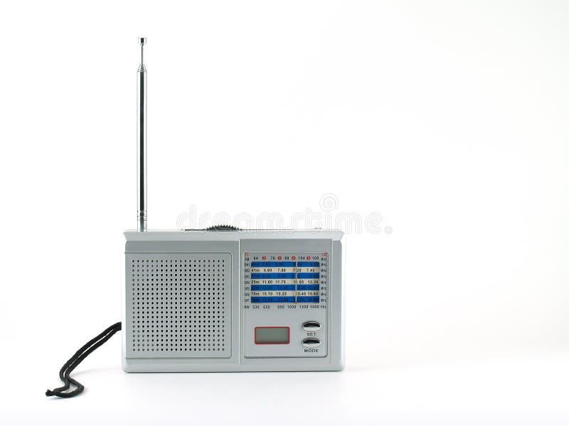 Radio portable imagen de archivo libre de regalías