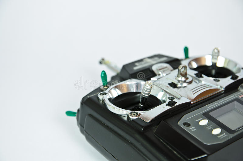 Radio Remote Control (RC) Isolated Royalty Free Stock Image