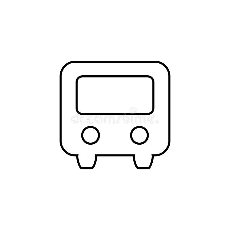 Retro radio icon. Vintage music symbol royalty free illustration