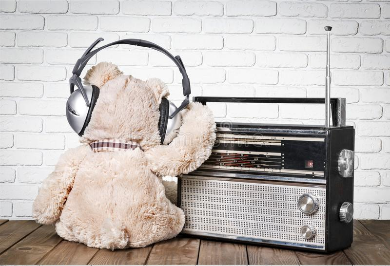 Radio royalty free stock photography