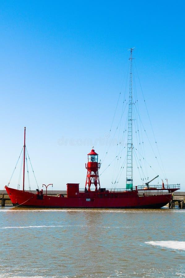 Download Radio ship stock image. Image of technology, port, baken - 14710327