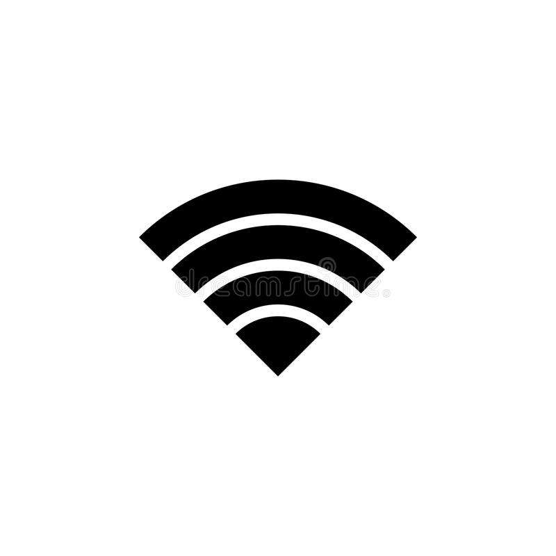 Radio signal icon. Element of minimalistic icon for mobile concept and web apps. Signs and symbols collection icon for websites, w. Eb design, mobile app on stock illustration