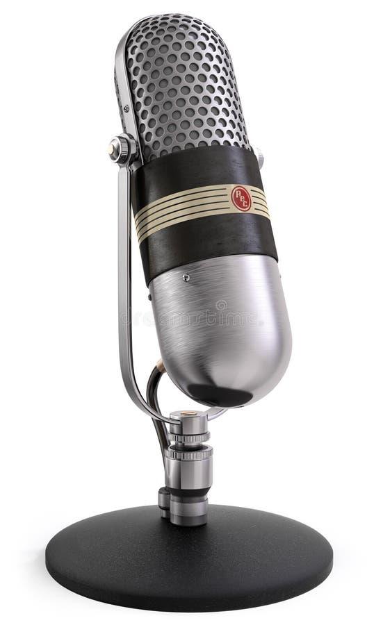 Free Radio Talk Microphone Stock Image - 22618131
