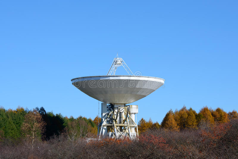 Download Radio telescope stock image. Image of wave, radio, fall - 28352543