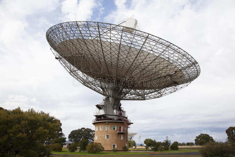 Download Radio Telescope Dish stock photo. Image of outer, observatory - 19627732