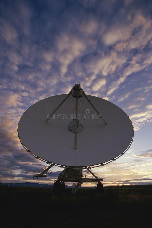 Download Radio telescope dish stock photo. Image of sunrise, fiery - 23161540