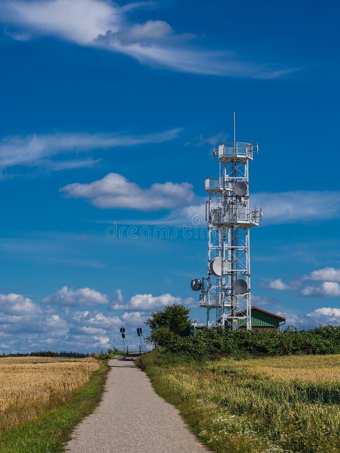 Download Radio tower stock photo. Image of field, vacation, coastal - 26299902