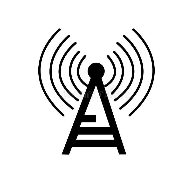 Cartoon Radio Tower Stock Illustrations – 217 Cartoon Radio
