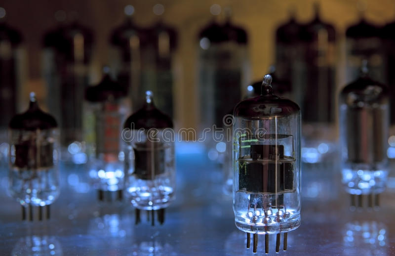 Download Radio tube stock photo. Image of lamp, technology, connect - 35529512