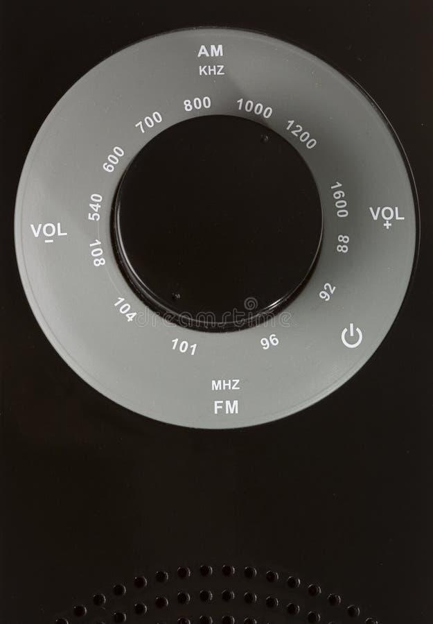 Radio tuner royalty free stock images