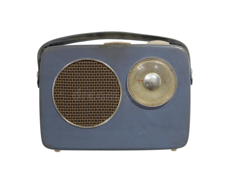 radio vintage στοκ φωτογραφίες