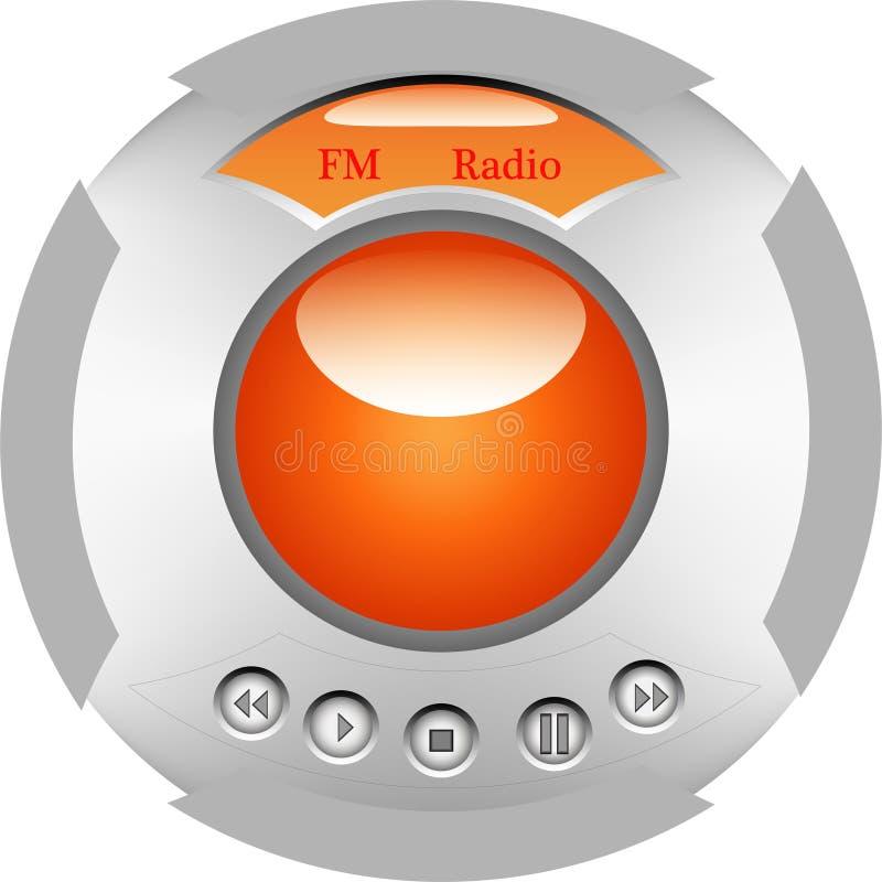 Download Radio stock vector. Illustration of illustratoin, walkman - 33087039