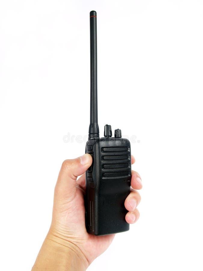 Radio zender stock foto