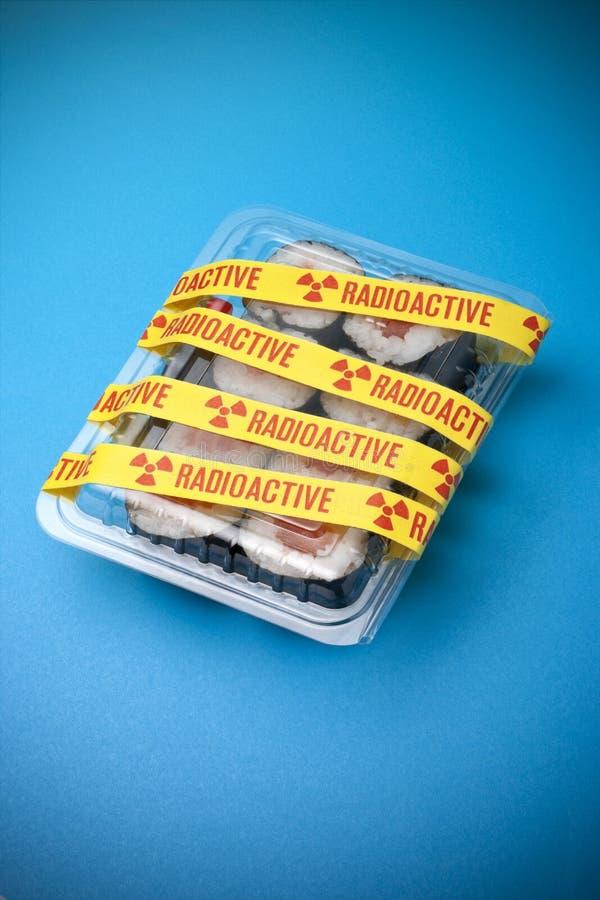 Download Radioactive Sushi Food stock photo. Image of food, incident - 33406060
