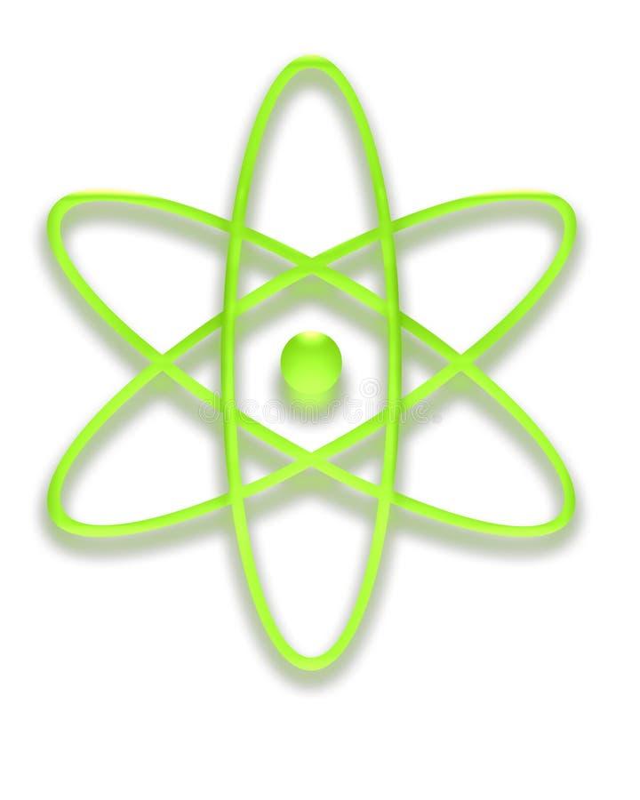 Radioaktiv vektor abbildung