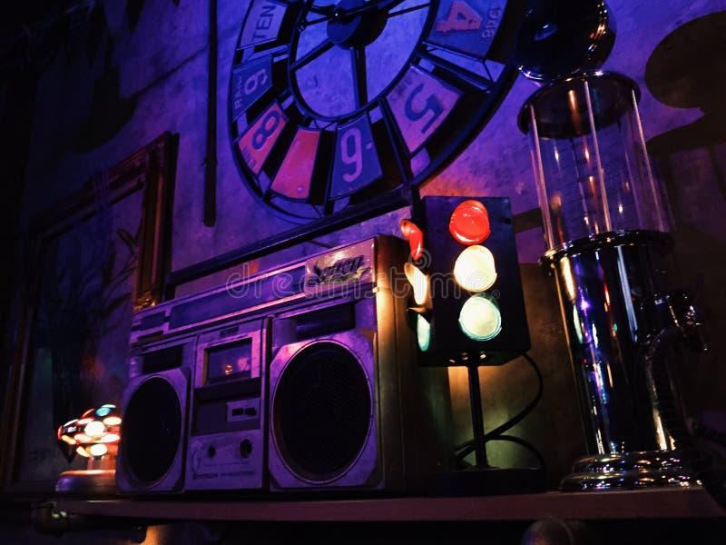 Radiococam royaltyfri fotografi