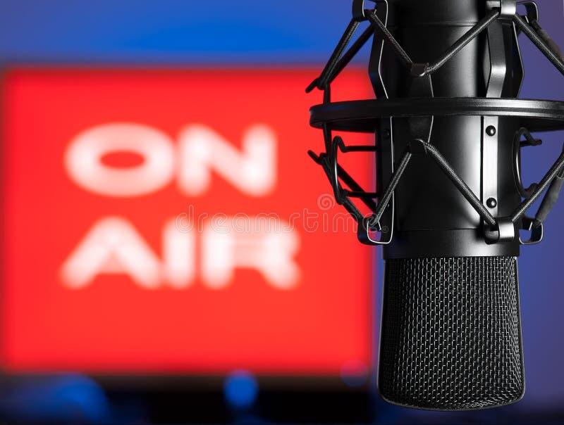 Radiodiffusion photos libres de droits