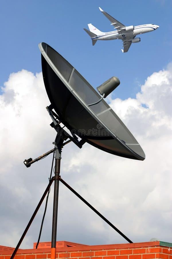 Radiodiffusione fotografia stock libera da diritti