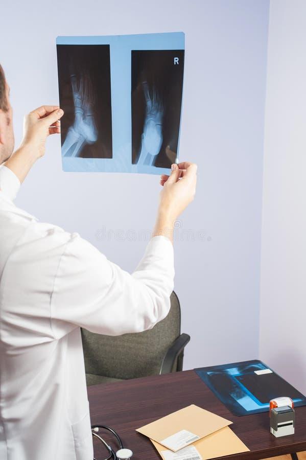 Radiographs royalty free stock image
