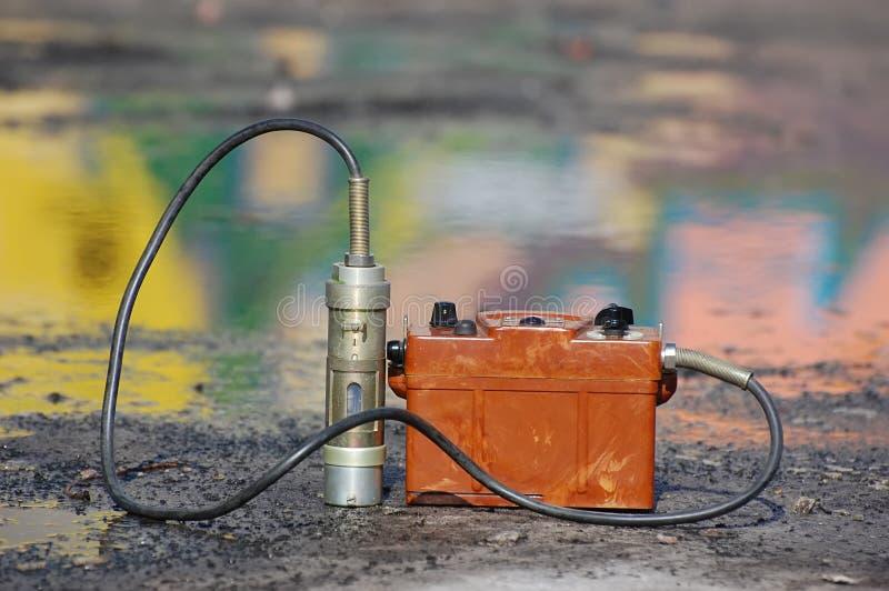 radiometer fotografering för bildbyråer