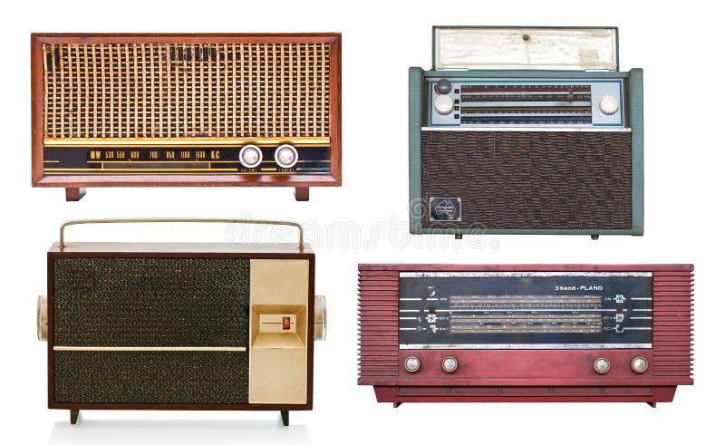 Download Radios stock illustration. Image of audio, fashioned - 24145344