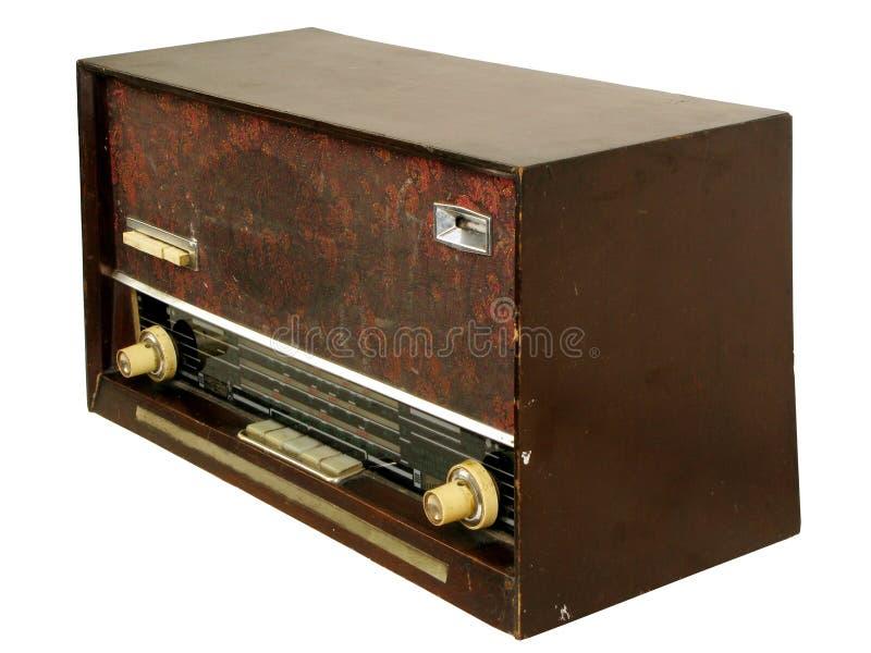 Radios viejas fotografía de archivo libre de regalías
