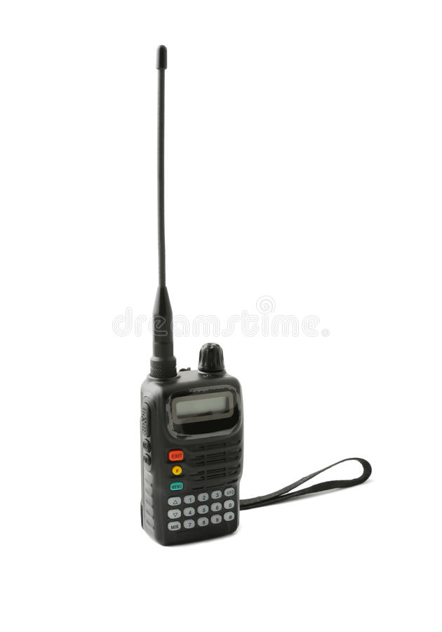 Radiosender/empfänger lizenzfreie stockfotos