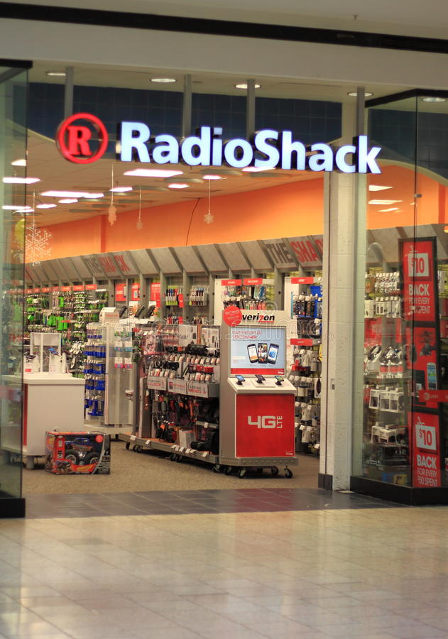 Download RadioShack Store editorial photography. Image of parts - 28196347