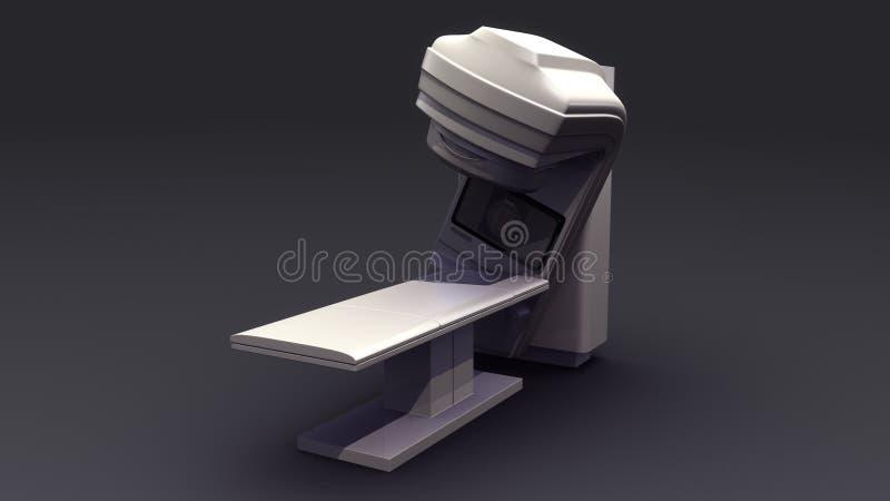 radiotherapy ilustração do vetor