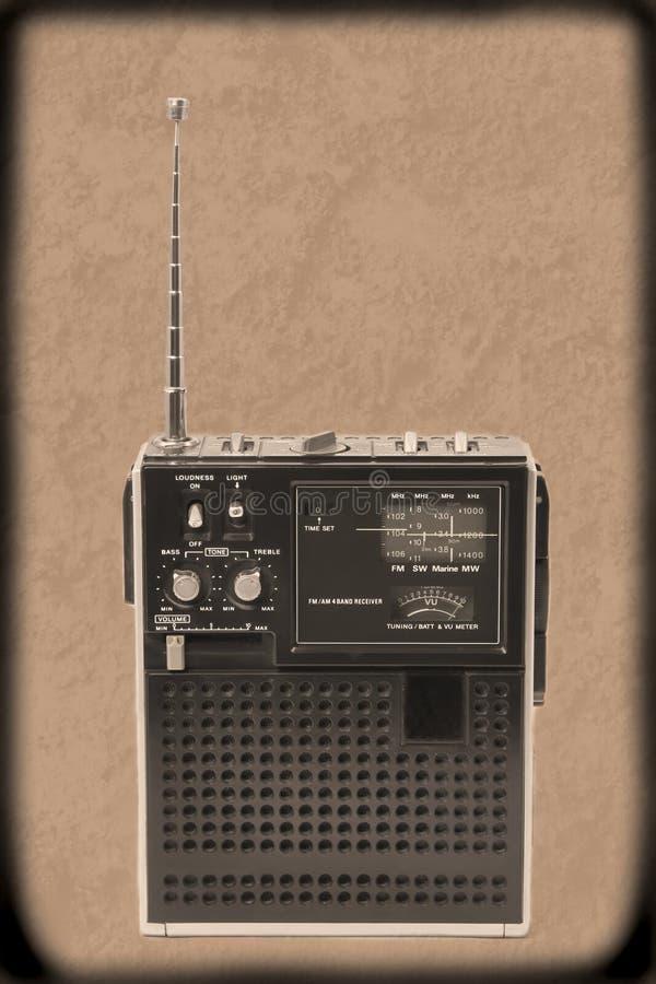 radiowa krótka fala fotografia stock