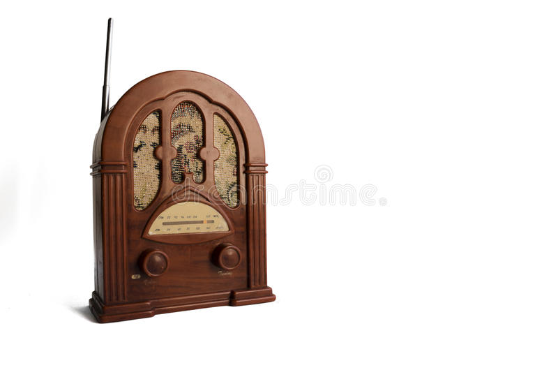 Radiowijnoogst royalty-vrije stock foto's