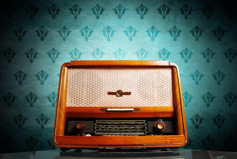 radiowy rocznik fotografia stock