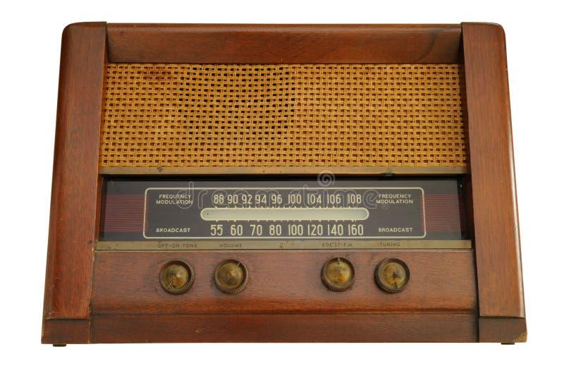 radiowy rocznik zdjęcia stock