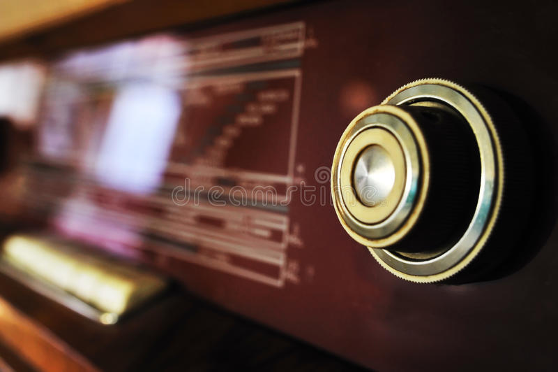 radiowy rocznik obrazy royalty free